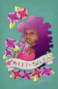 April M Designs drawing